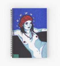 Patriotic Spiral Notebook