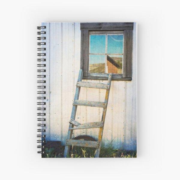 The Broken Rung Spiral Notebook