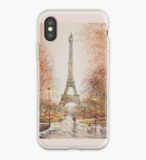 Paris Art iPhone Case