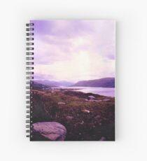 Ullerpool1 Spiral Notebook