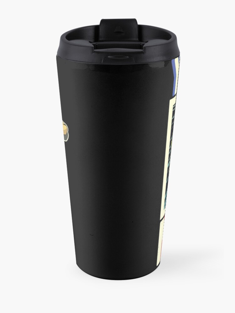 Alternate view of you're next! Travel Mug