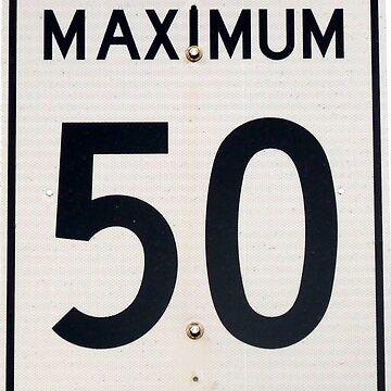 Maximum 50 by martinb1962