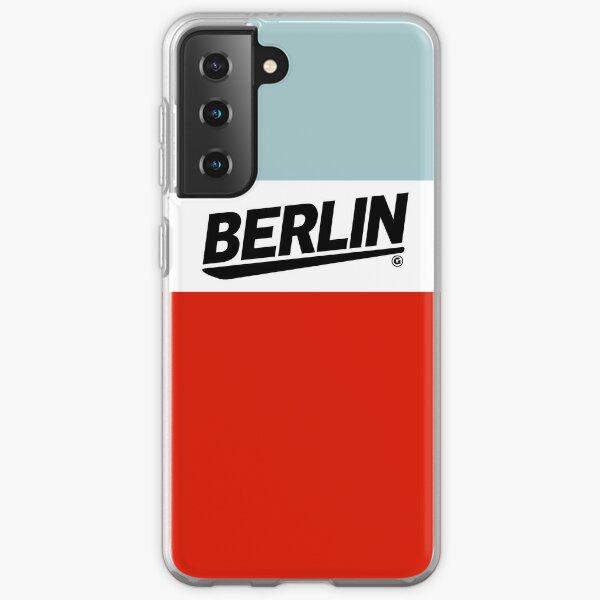 BERLIN COLOR BLOCK, BY SUBGIRL Samsung Galaxy Soft Case