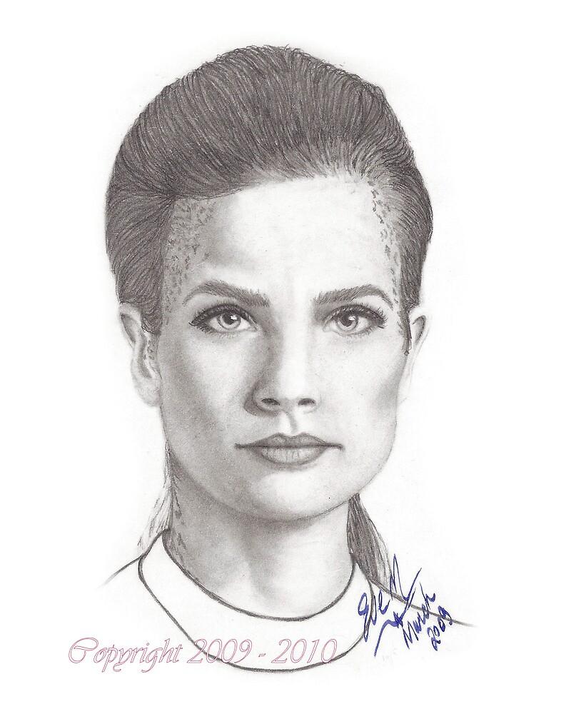 Jadzia Dax by emarshall