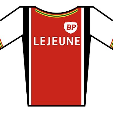 Retro Jerseys Collection - Lejeune by ndaqb