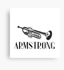 ARMSTRONG W Metal Print