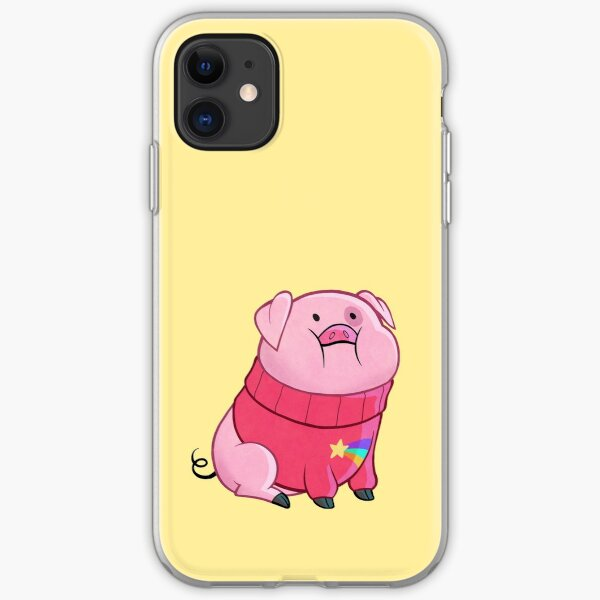 Gravity Falls - Waddles iPhone Soft Case