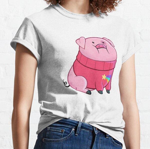 Gravity Falls - Waddles T-shirt classique