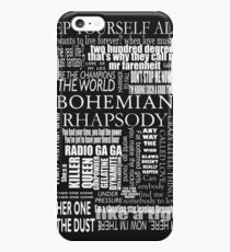 BOHEMIAN RHAPSODY LYRICS iPhone 6s Plus Case