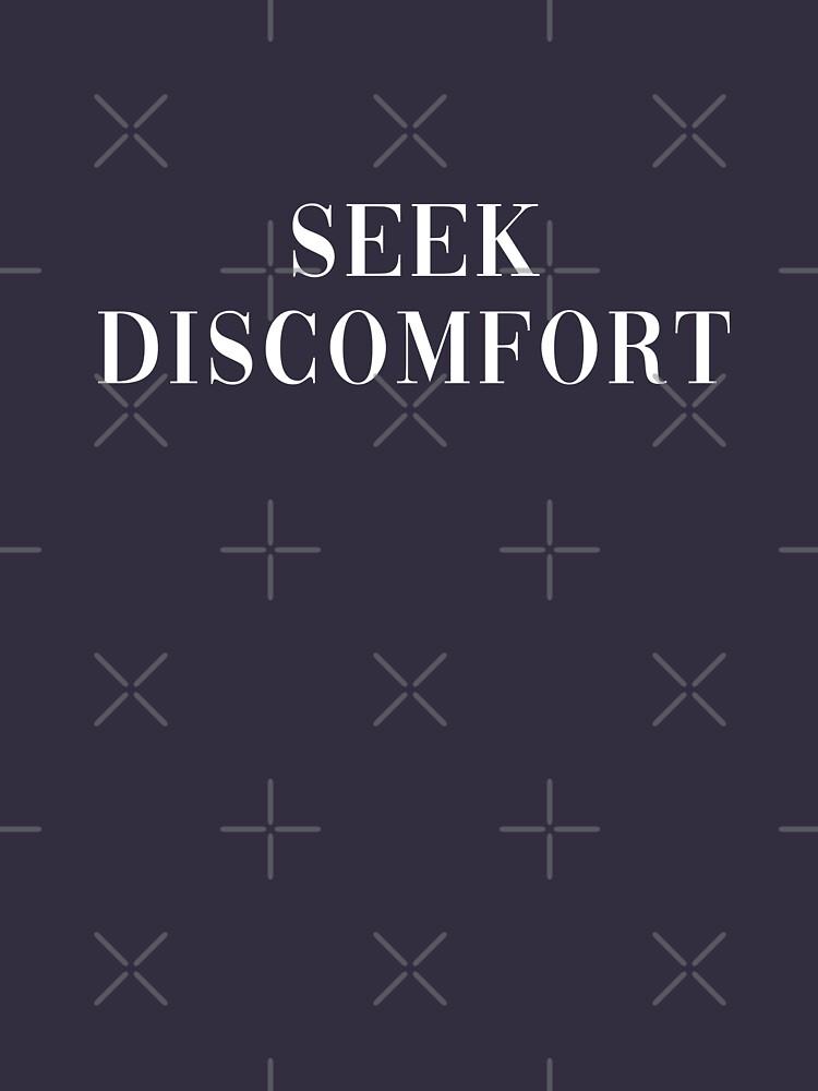SEEK DISCOMFORT by polveri