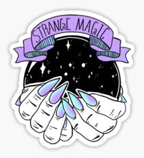 Strange Magic  Sticker