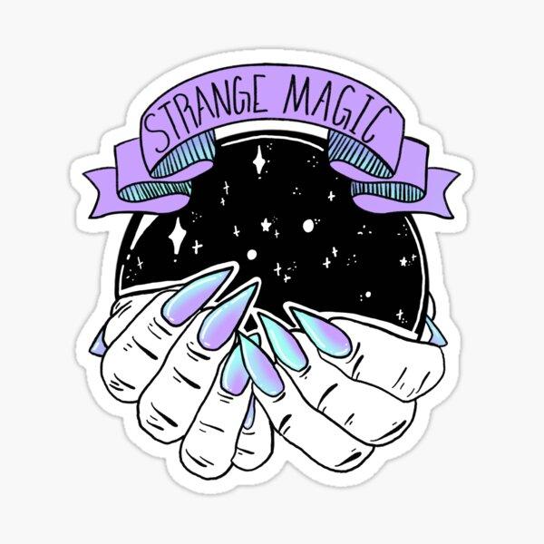 Strange Magic  Sticker