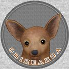 Rondo Chihuahua Dog by artmuvz