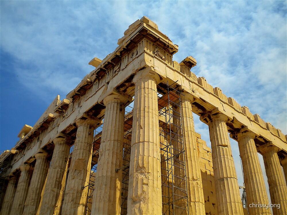 Acropolis by chrissylong
