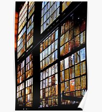 Cathedrale Window Poster