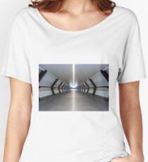 Adams Plaza Bridge Women's Relaxed Fit T-Shirt