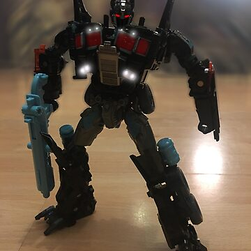 Nemesis Prime by CraigMatthews