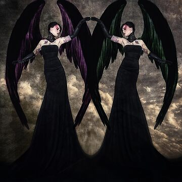 The Gemini Syndrome by Glitterfest