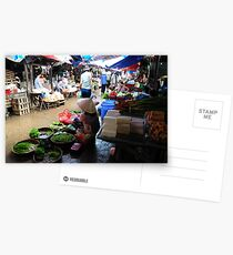 Markets, Hoi An Postcards