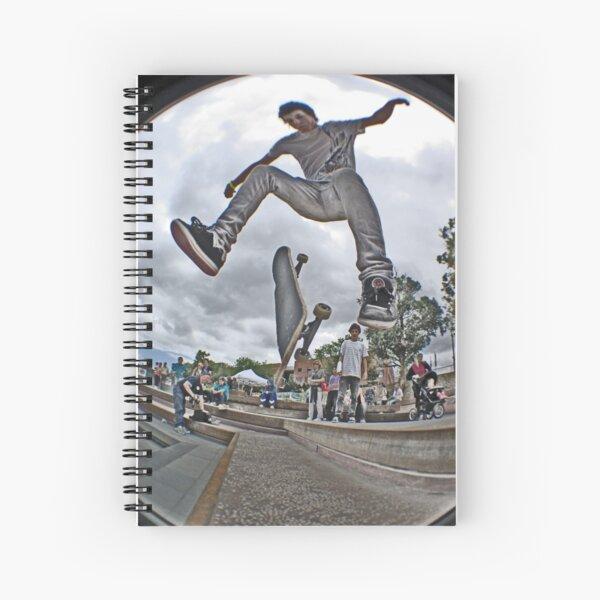 Airwalk Spiral Notebook