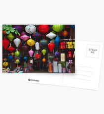 Lanterns, Hoi An Postcards