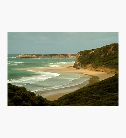 South Side of Bells Beach Photographic Print