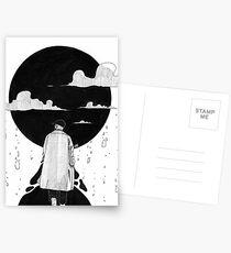 forever rain Postcards