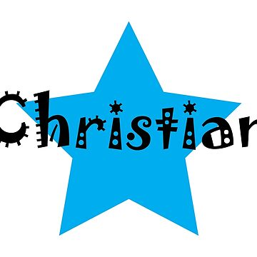 Christian by Obercostyle