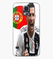 CR7 and Potugal  Case/Skin for Samsung Galaxy