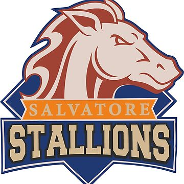 Legacies - Salvatore Stallions by seriesclothing