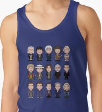 The Fifteen Doctors Tank Top