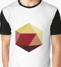 icosahedron Graphic T-Shirt