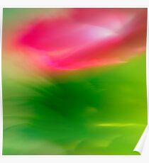 Lensbaby Flower Poster