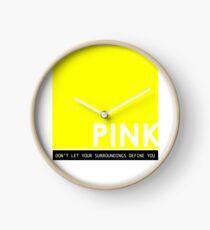 Colourblind Series - Edition 1.0. Clock