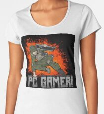 Pc Gamer Women's Premium T-Shirt
