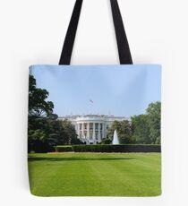 Whitehouse Tote Bag