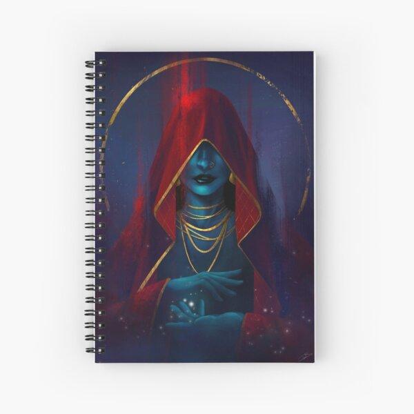 Seer Spiral Notebook