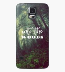 into the woods - into the woods the musical inspired Case/Skin for Samsung Galaxy