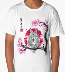 Inner Peace Sumi-e Long T-Shirt