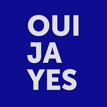 Oui, Ja, Yes by hypnotzd