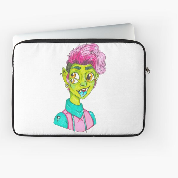 troll kid Laptop Sleeve
