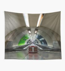 Bank Station Wall Tapestry
