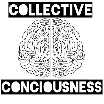 Collective Consciousness Brain by Kitschipie