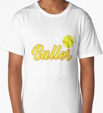 Just A Baller From Pennsylvania Long T-Shirt