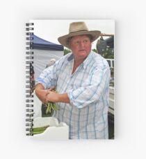 Nobby McMahon Spiral Notebook