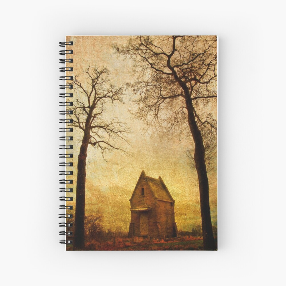 Small house Spiral Notebook
