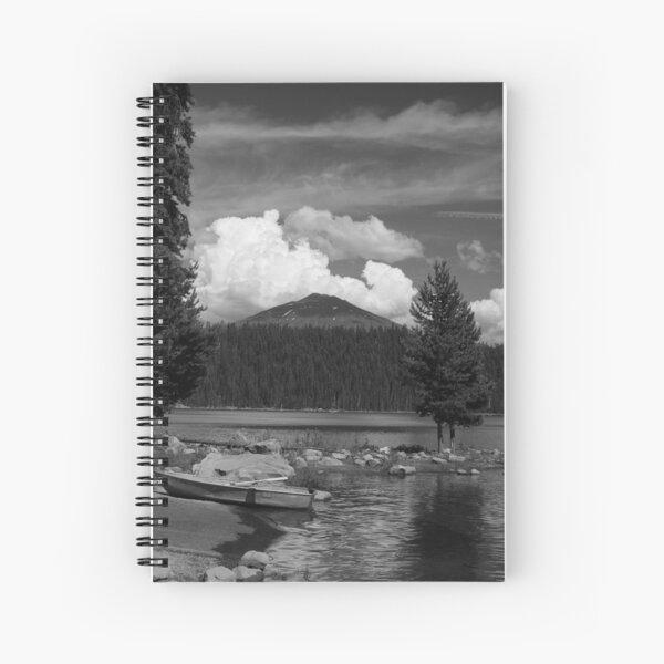 Mount Bachelor Spiral Notebook