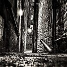 Down A Dark Close by Andrew Ness - www.nessphotography.com