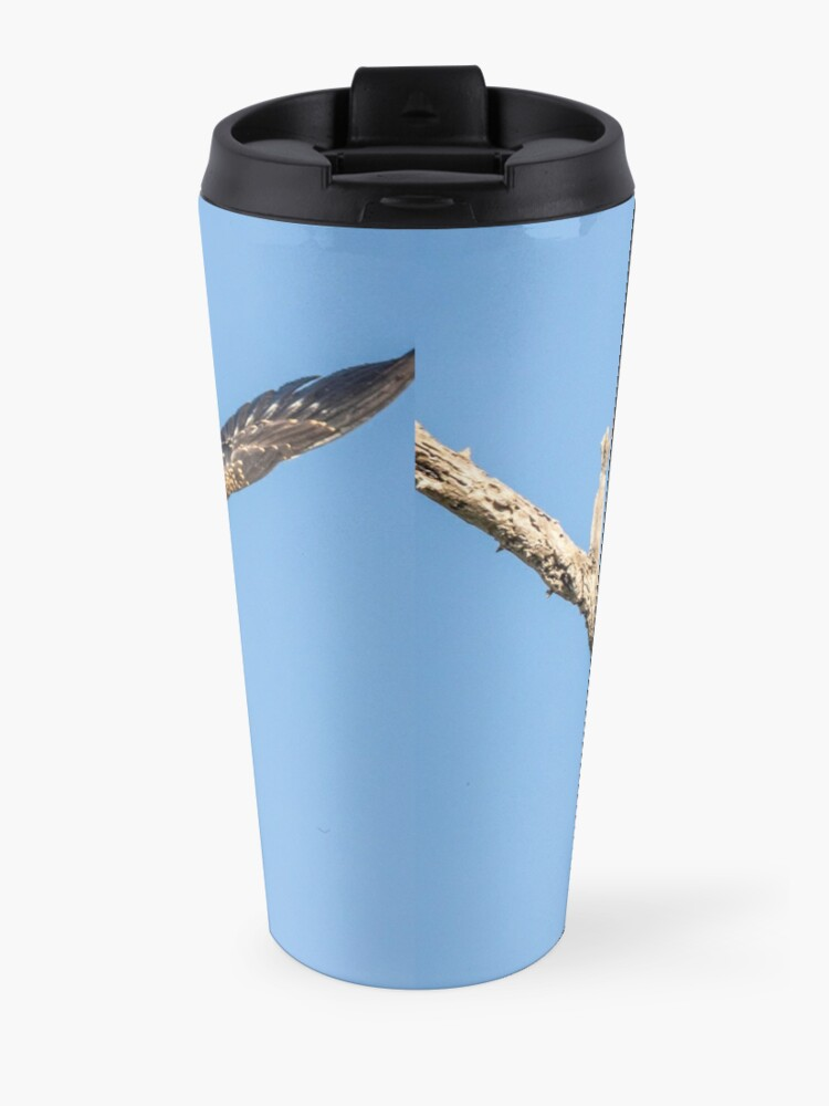 Alternate view of Whistling Kite, Northern Territory Travel Mug