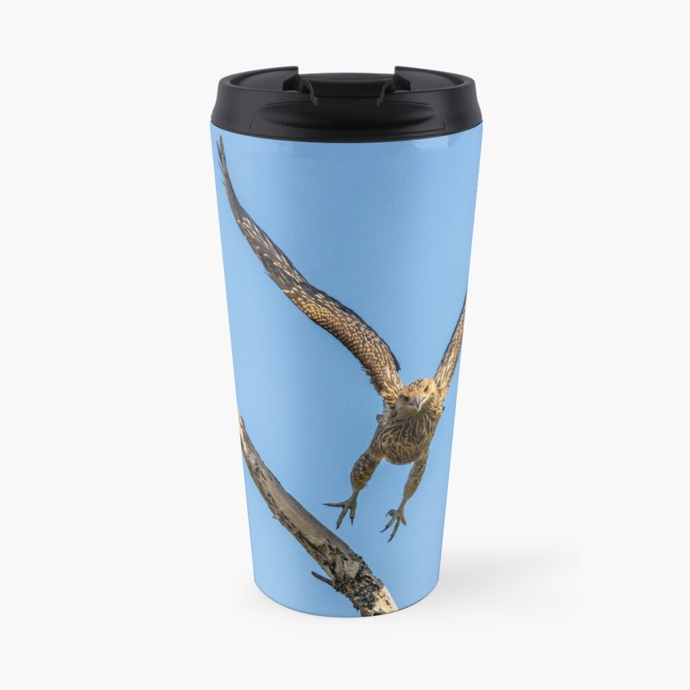 Whistling Kite, Northern Territory Travel Mug